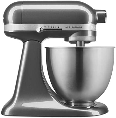 KitchenAid KSM3311XQG Artisan Tilt Head Graphite product image