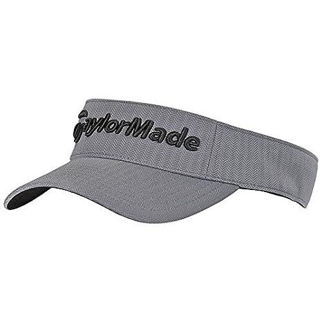 Amazon.com   TaylorMade 2017 Tour Radar Performance Mens Golf Visor ... 244751ad3d56