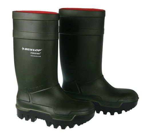 Dunlop Thermo Plus PU-Stiefel - Winterstiefel  Amazon.de  Schuhe    Handtaschen fea7269374