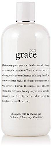 Price comparison product image Philosophy Pure Grace Shampoo, Bath & Shower gel, 16 Ounces