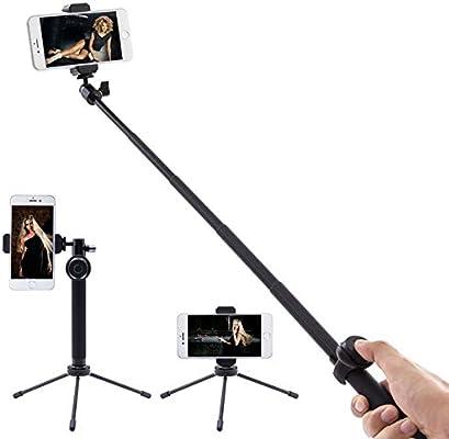 Mobile Phone Bluetooth Selfie Stick Tripod Universal
