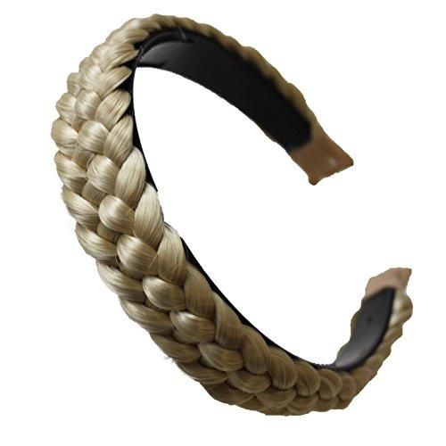 PRETTYSHOP Headband Plaited Braid