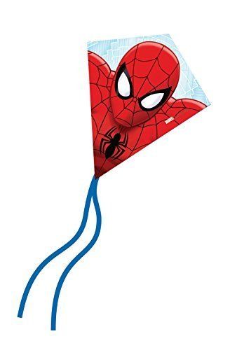 X-Kites MicroDiamond Kite 7.75 Inch- Marvel - Spiderman