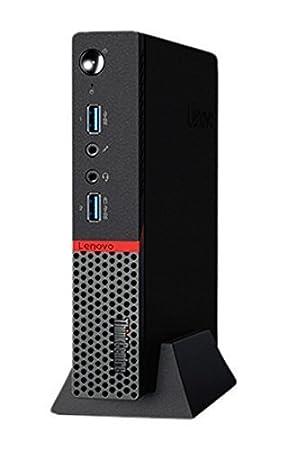 Lenovo ThinkCentre M700 3.2GHz i3-6100T Mini PC Negro Mini PC - Ordenador de