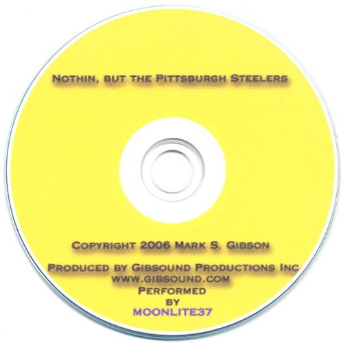 Nothin, but the Pittsburgh Steelers