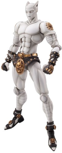 Medicos JoJo's Bizarre Adventure: Part 4--Diamond is Unbreakable: Killer Queen Super Action Statue (Released)