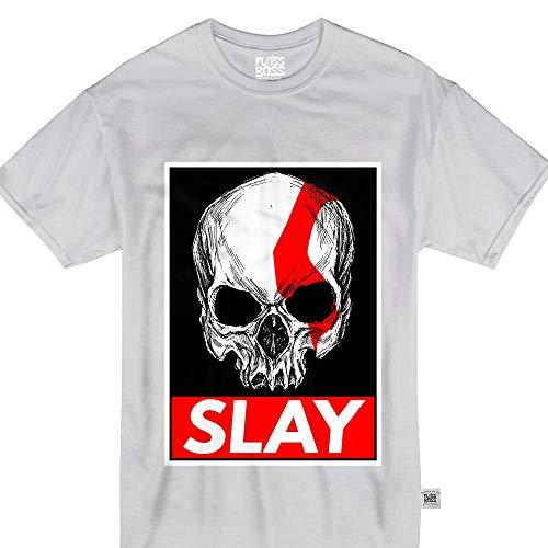 Floss Boss Store God Slayer Slay Skull Halloween Costume -