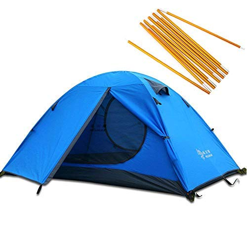 HILLMAN 2 person 4 season camping Hiking tents