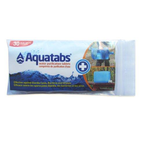 Aquatabs 334 mg (167 mg Active) Water Purification Tablets