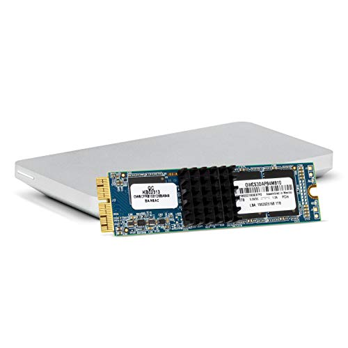 OWC 1.0TB Aura Pro X SSD for MacBook Pro  and MacBook Air ,