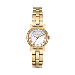 Michael Kors Petite Norie Watch With Mother Of Pearl Dial