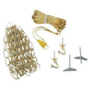 Craftmade Lighting SKAB Accessory - Swag Kit, Antique Brass Finish