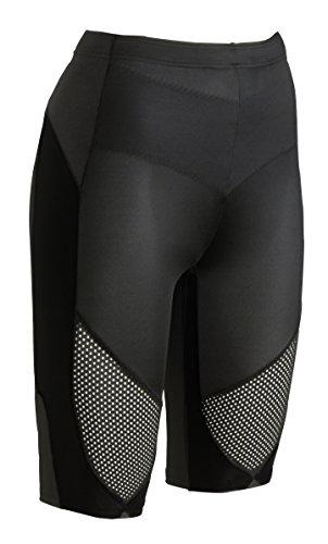 (CW-X Women's Stabilyx Ventilator Shorts (Black, Small))