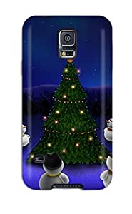 Galaxy Cover Case - Humor Cartoon Protective Case Compatibel With Galaxy S5