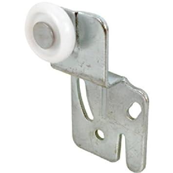 Slide-Co 16216-B Closet Door Roller Back 1/2-  sc 1 st  Amazon.com & Slide-Co 16216-B Closet Door Roller Back 1/2-Inch Offset 7/8-Inch ...
