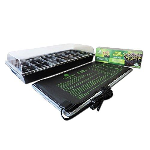 seed starter kit heat mat - 3
