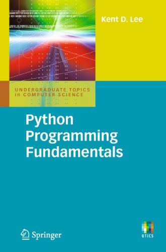 Download Python Programming Fundamentals (Undergraduate Topics in Computer Science) Pdf