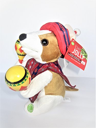 - Animated Chihuahua Shakes Maracas and Sings 10