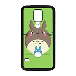 Samsung Galaxy S5 Phone Case Black My Neighbor Totoro KG6358015