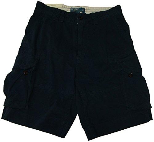 Polo Ralph Lauren Men's Gellar Fatigue Cargo Shorts, Aviator Navy, 36 ()