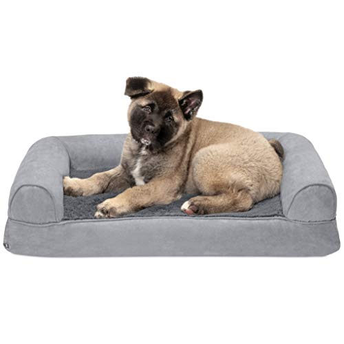 FurHaven Pet Memory Sofa Style Medium product image