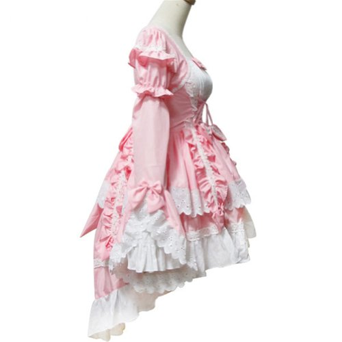 Leegoal-Sexy-Japan-Cosplay-Lolita-Maid-Halloween-Fancy-Dress-Costumes-Outfit