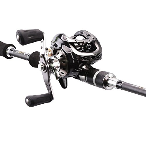 Handing Casting Fishing Rod and Reel combos High Carbon Fiber Fishing Rod Kits Saltwater and Freshwater 3 Kinds of Specifications are Available