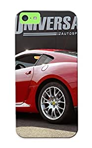 Appearance Snap-on Case Designed For Iphone 5c- Lamborghini Gallardo(best Gifts For Lovers)