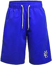 MEILONGER Boys Swim TrunksQuick Dry Beach Board Shorts Swimwear Bathing Suits Size 8,10-12,14-16,18-20