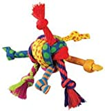Rag and Rope Dog Toy, Dog Toy for Tug or Fetch by Petstages