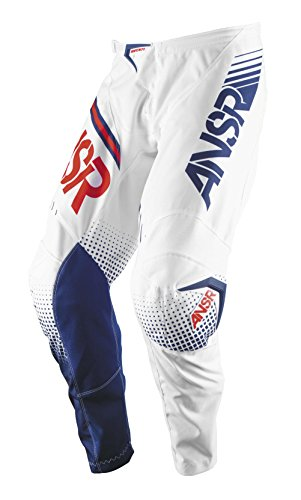 Answer Youth Syncron Pant - Answer 471759 Syncron Youth Pants, Distinct Name: White/Red, Gender: Boys, Primary Color: White, Size: 26, Size Segment: Youth