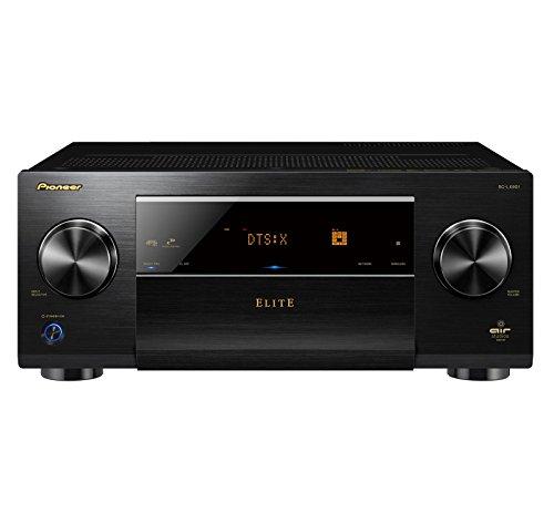Pioneer Elite SC-LX901 11.2 Channel Network AV Receiver Audio & Video Component Receiver, Black (Renewed) (Pioneer Receiver Elite)