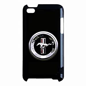 Ipod Touch 4th Generation Personalized Mustang Phone Case Cover Shelby Famous