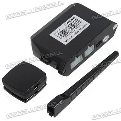 Sensor de lluvia y Sensor de luz automático limpiaparabrisas para coches kc608 L