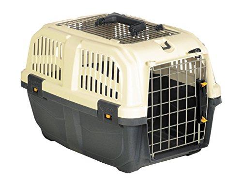 Nobby 72135 Transportbox für kleine Hunde und Katzen
