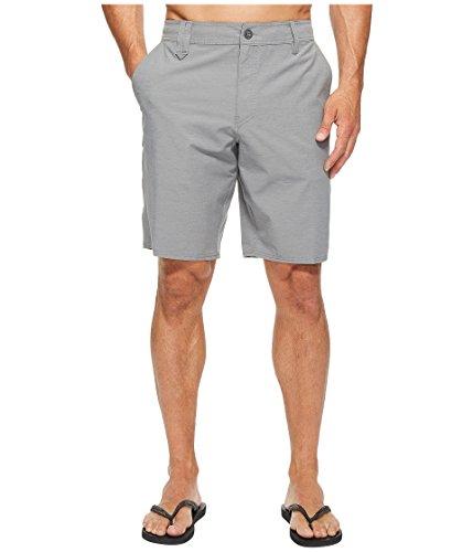 (O'Neill Men's Excursion Hybrid Short, Grey, 40 )