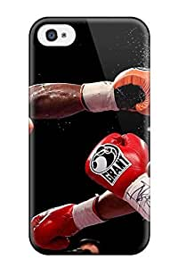 Hot Snap-on Mayweather Hard Cover Case/ Protective Case For Iphone 4/4s