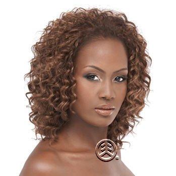 Outre Velvet Remi 100% Human Hair Abella Wave Weave 10S Color: F4/27