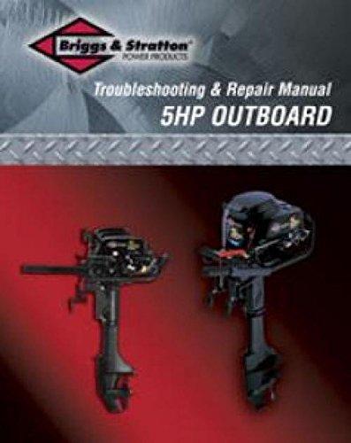 (Briggs & Stratton 275110 Gas Outboard Repair Manual)