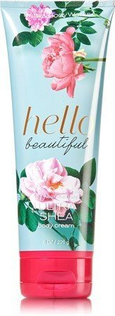 Bath & Body Works Ultra Shea Cream Hello Beautiful