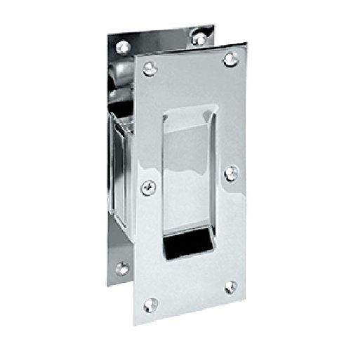 Deltana SDP60U26 Passage 6-Inch Decorative Pocket Lock by Deltana (Image #1)