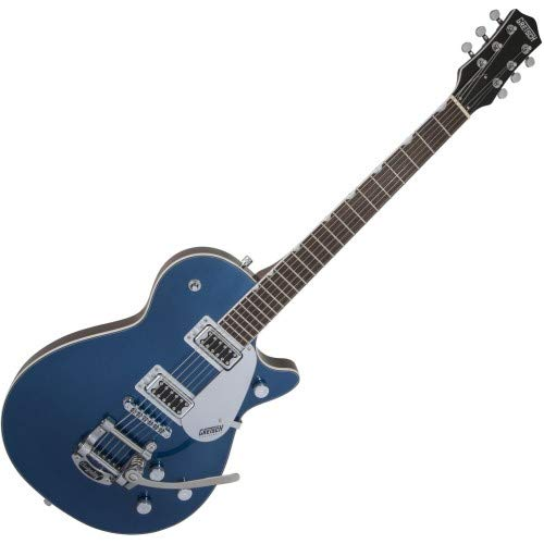 Gretsch G5230T Electromatic Jet FT Single-Cut Electric Guitar (Aleutian Blue) ()