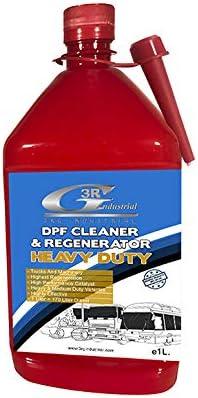 Amazon.es: Liquido Limpiador Dpf Heavy Duty (1L.) Compatible 3RG OEM - Piezas para Coche y Piezas para Moto - Recambios Motor y Otras Partes de Vehículo Compatibles con Marcas de Coche y
