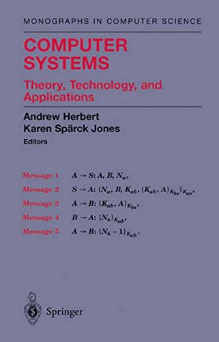 Download Computer Systems: Theory, Technology, and Applications (Monographs in Computer Science) pdf epub