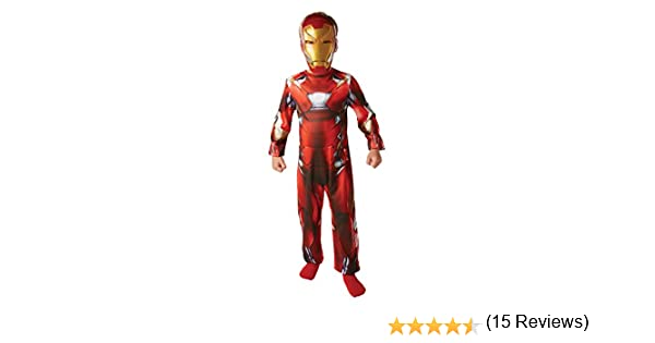 Rubies Marvel Captain America Civil War Classic Iron Man (NO ...