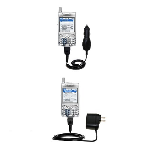 Essential Gomadic AC /DC Charge Accessory Bundle for the Palm palm Treo 650. Kit includes the Gomadic Home and Car Chargers at a Money Saving Price. Based on TipExchange Technology