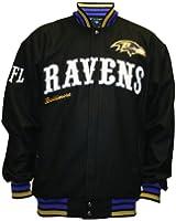 NFL Baltimore Ravens First Down Wool Jacket Men's