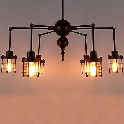 BAYCHEER Pinza lámpara plegable Apartline pequeña araña en ...