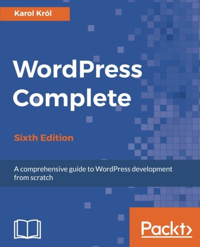 WordPress Complete - Sixth Edition by Packt Publishing - ebooks Account