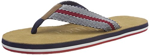 Oliver Hombre Chanclas 17202 Red para Azul Navy s g7qRxBFnq